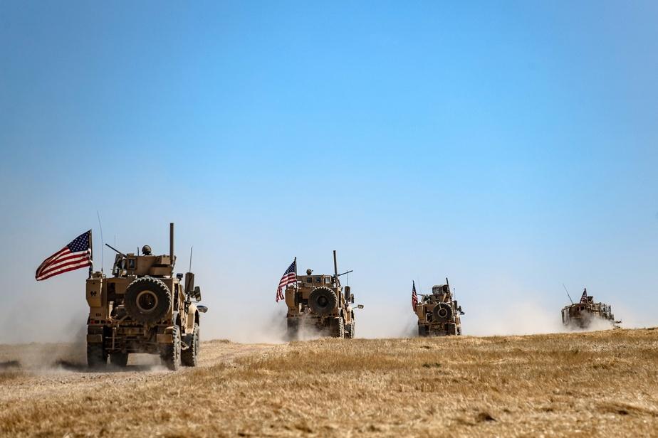 Retrait de 1 000 soldats américains du nord de la Syrie