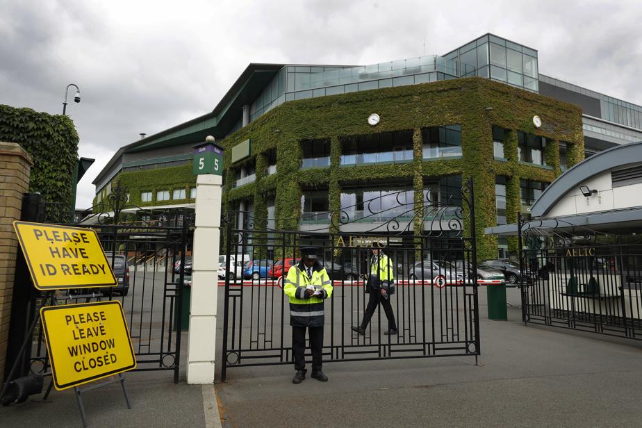 Calendrier Wimbledon 2022 Des matchs le dimanche à Wimbledon dès 2022 | La Presse