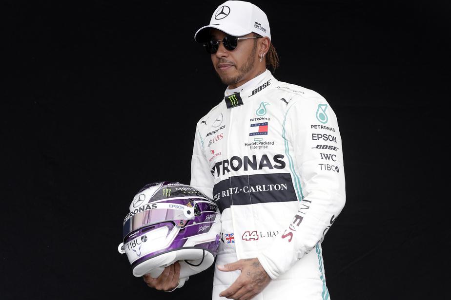 Lewis Hamilton, mis en quarantaine, rassure sur son état de santé — Coronavirus