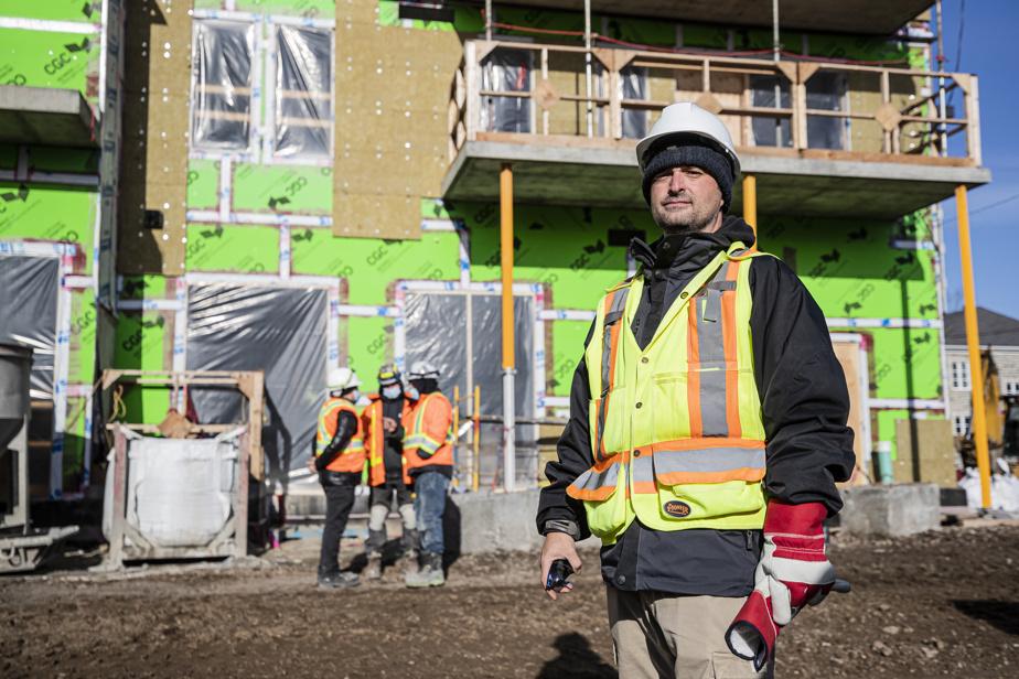 La construction décélère au Canada, mais pas à Montréal)