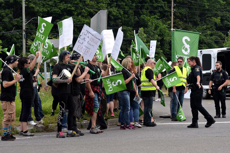 La grève à la Sépaq atteint maintenant les parcs nationaux du Québec