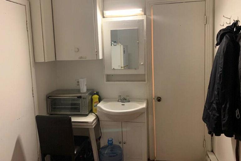 L'appartement de Montréal le moins cher lors de notre recherche sur Kijiji.
