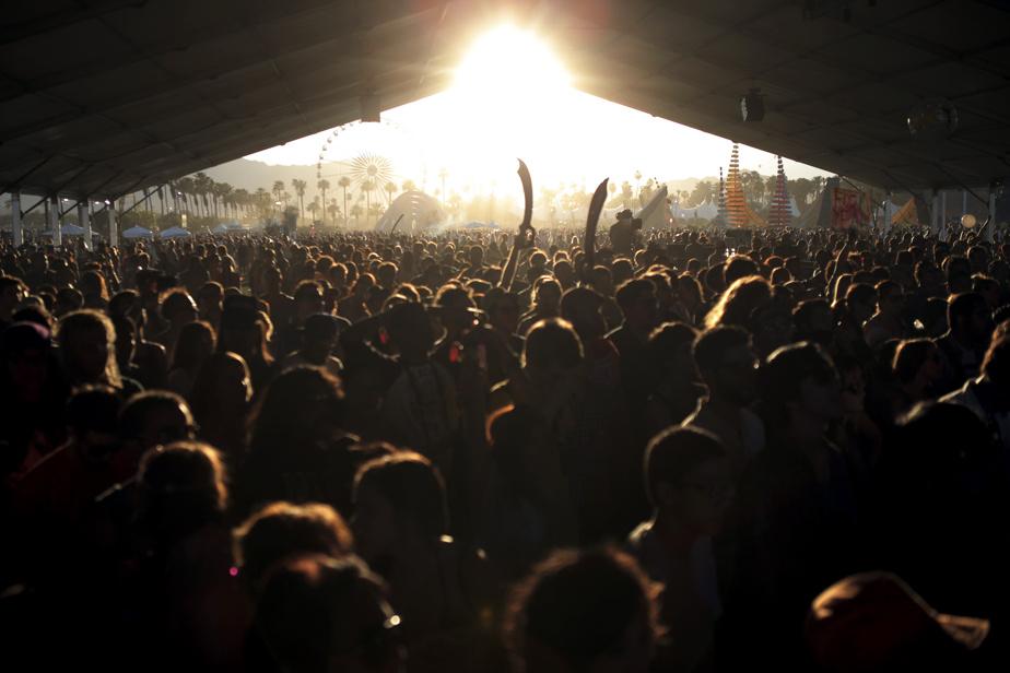 Le festival est annulé en 2021 — Coachella