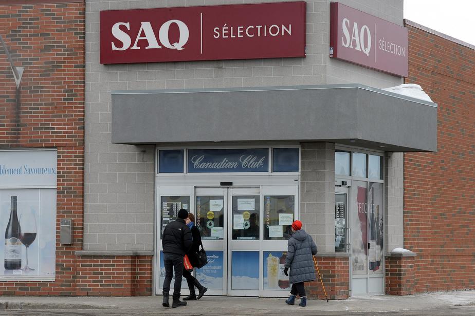 La SAQ ferme ses succursales les dimanches