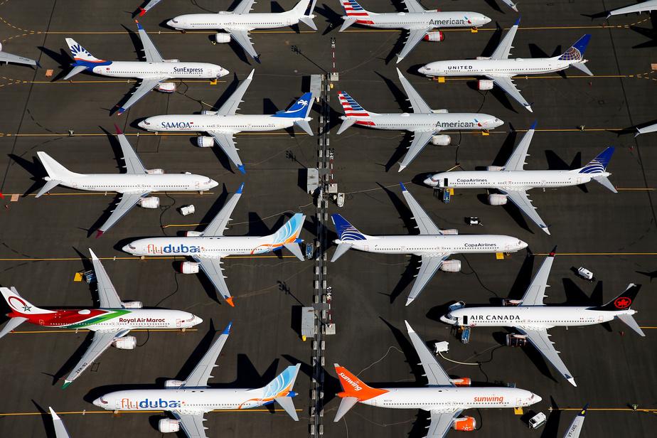 Boeing : une perte nette de 636 millions de dollars en 2019