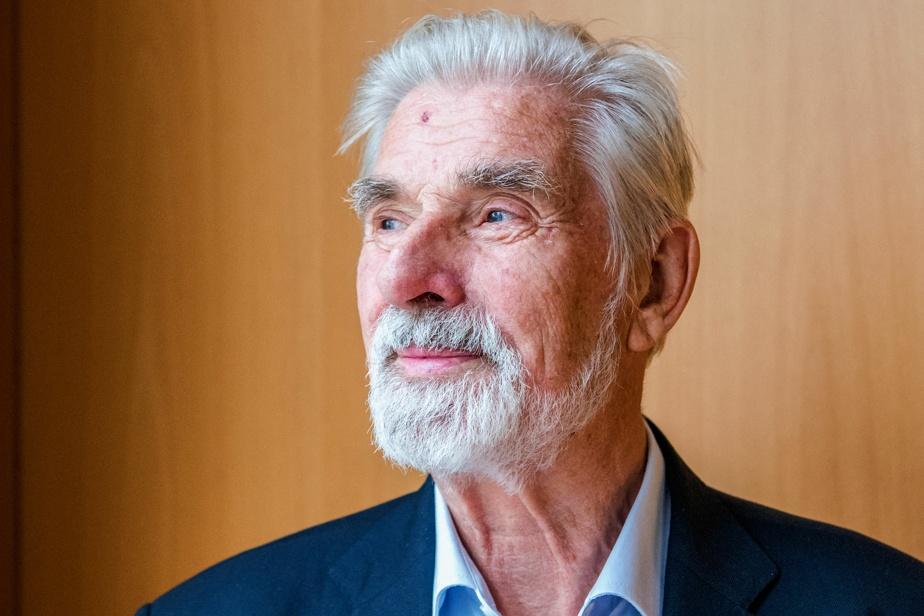 Le chercheur allemand Klaus Hasselmann