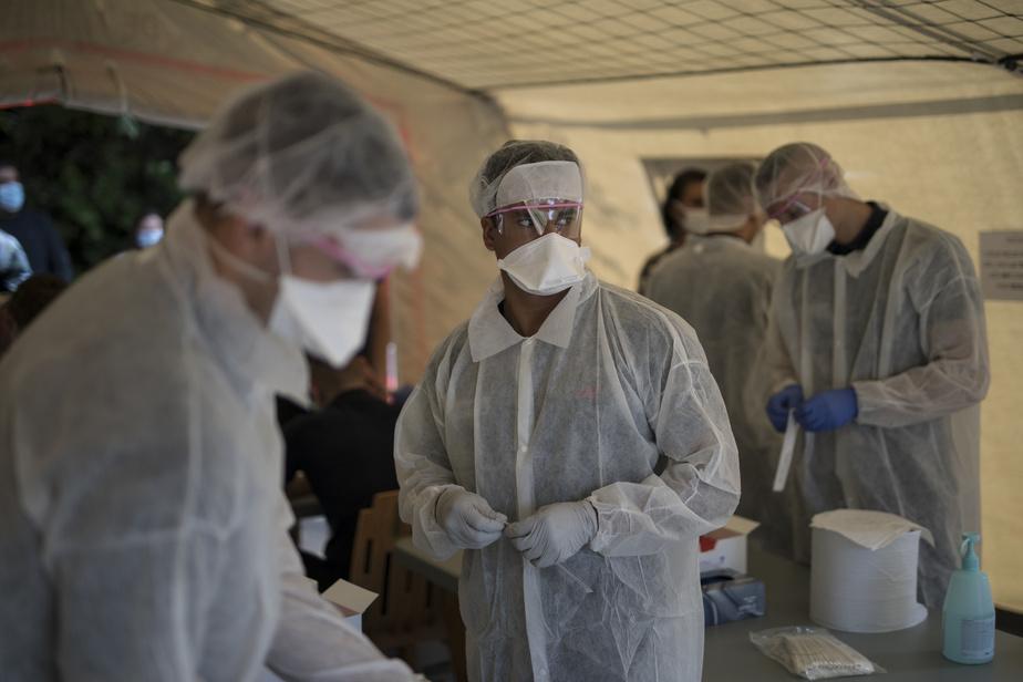 Record hebdomadaire de contaminations dans le monde, l'Angleterre serre la vis — Virus