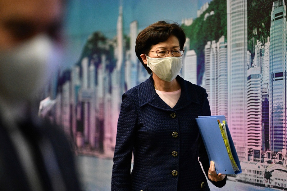 Washington sanctionne des dirigeants de Hong Kong, nouvelle escalade du conflit