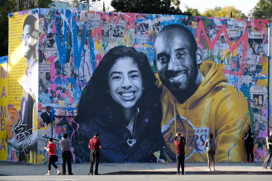 Un trophée Kobe et Gigi Bryant pour encourager le basket féminin américain