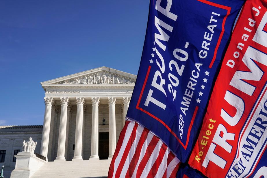 Trahison de la Cour suprême américaine : il ne reste à Trump que la loi martiale