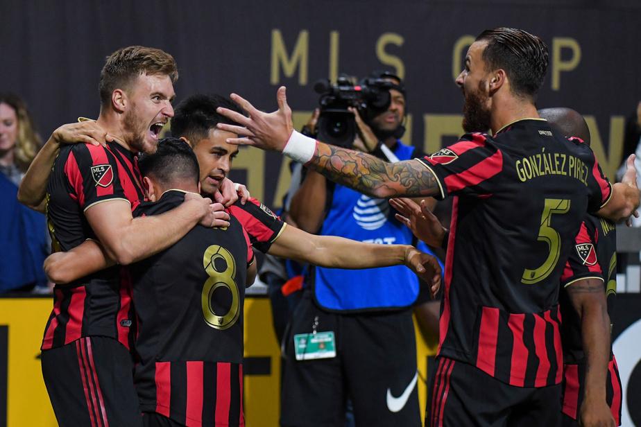 Le Toronto FC de retour en finale de la Coupe MLS