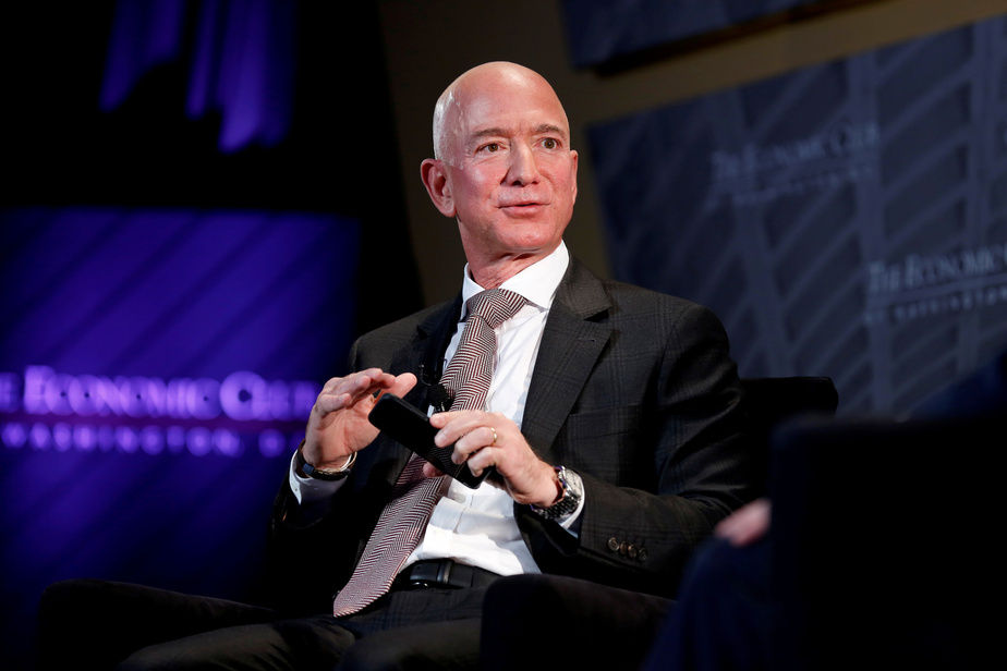 Jeff Bezos s'offre une propriété à 165 millions de dollars