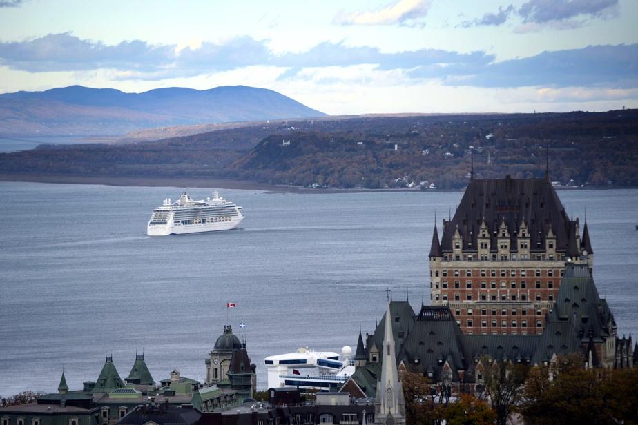 Consciente des problèmes d'engorgement dans le Vieux-Québec pendant la saison des croisières, la municipalité souhaite attirer les visiteurs dans d'autres quartiers... quand les navires seront de retour.
