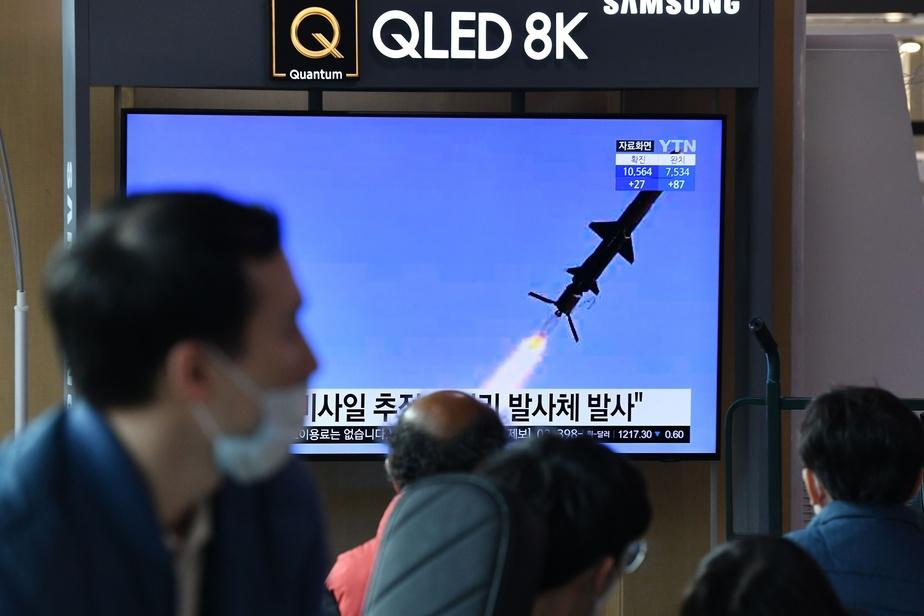 La Corée du Nord tire des missiles de croisière