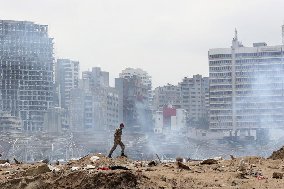 Québec accorde une aide d'urgence de 1million au Liban )