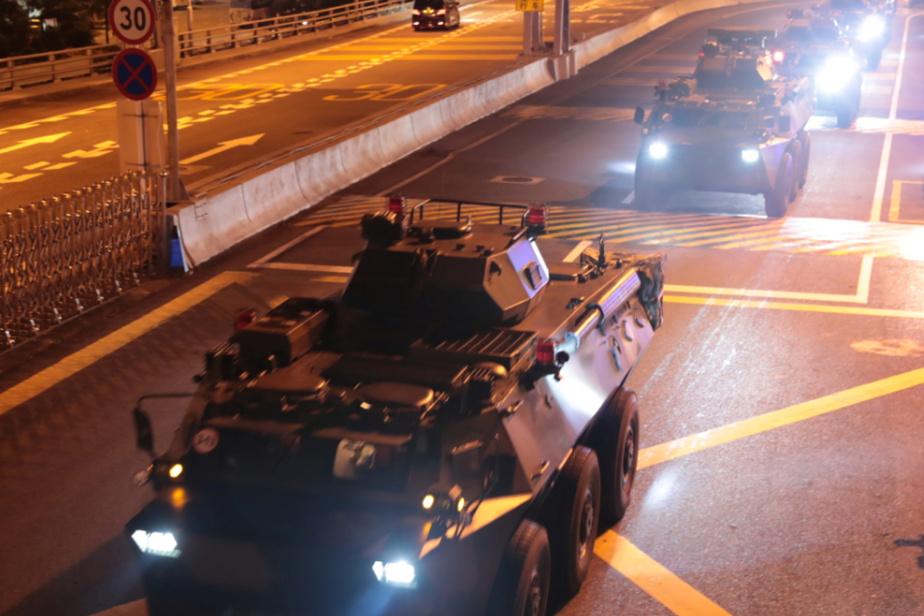 Arrestations dans le camp prodémocratie avant un week-end tendu — Hong Kong