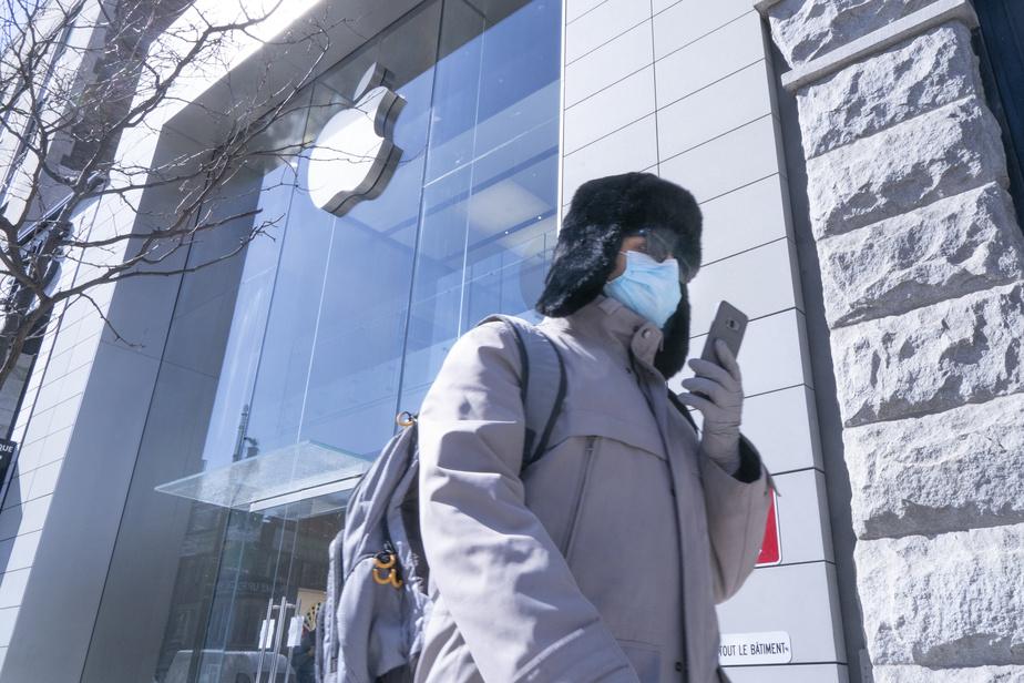Apple produira 1 million de masques pour soignants par semaine | Coronavirus