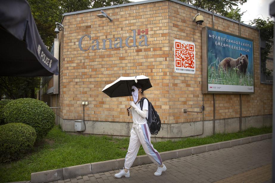 Canada-Chine Réactions au texte ??Insister sur le respect mutuel??
