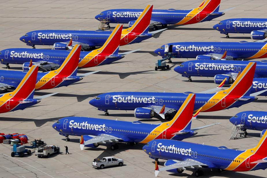 Boeing soupçonné d'avoir caché des documents — MAX