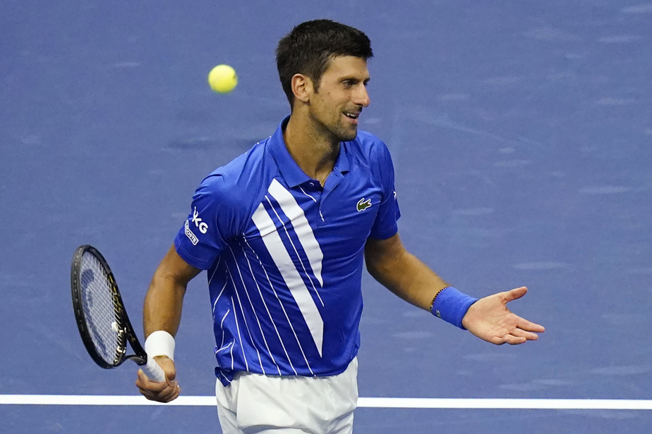Novak Djokovic disqualifié — US Open