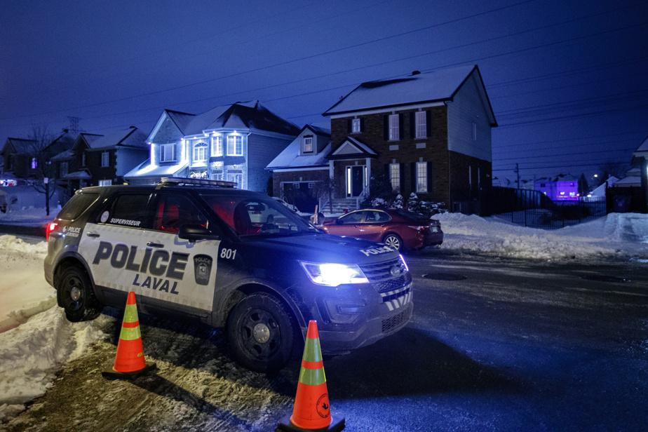 Mort d'une fillette à Laval La mère arrêtée)