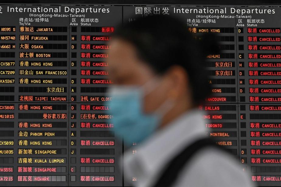 La Chine se ferme aux étrangers et au trafic aérien — Coronavirus