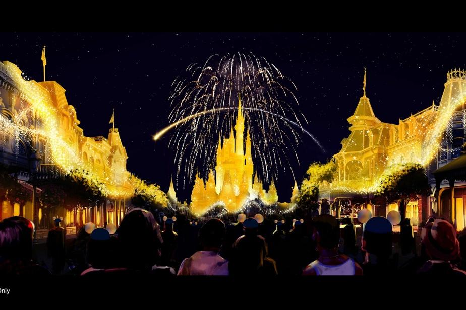 Le spectacle nocturne Disney Enchantment, qui comprendra évidemment des feux d'artifice, sera présenté dans le parc Magic Kingdom à compter du 1eroctobre.