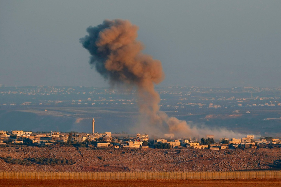 Israël frappe la Syrie en affirmant empêcher une attaque de