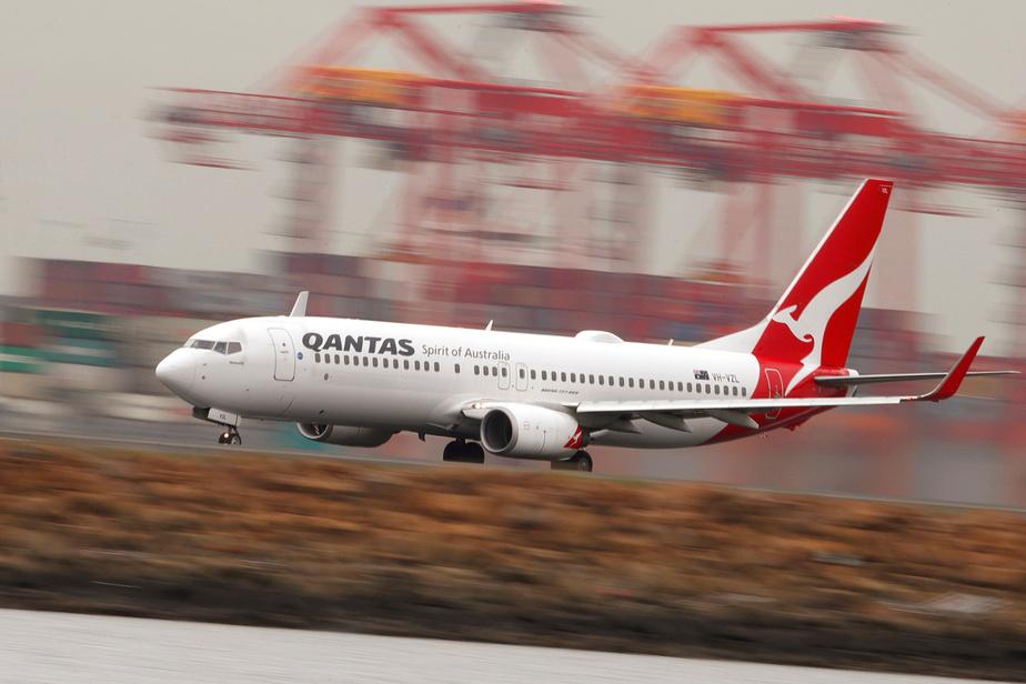 Qantas teste un vol New York-Sydney de 19 heures sans escale