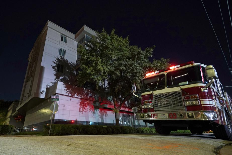 Les autorités américaines ferment le consulat chinois à Houston