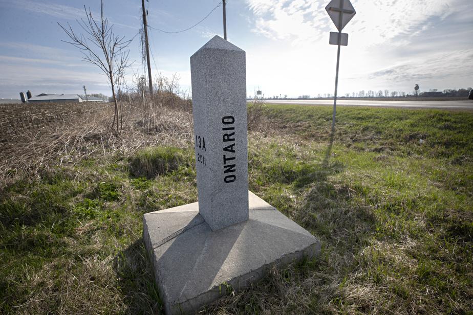 La frontière Québec-Ontario sera rouverte mercredi)