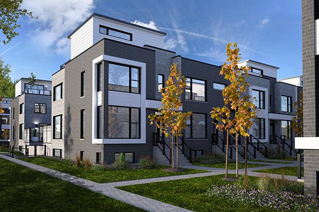 Nouveau projet à Candiac : des maisons de ville accessibles ...