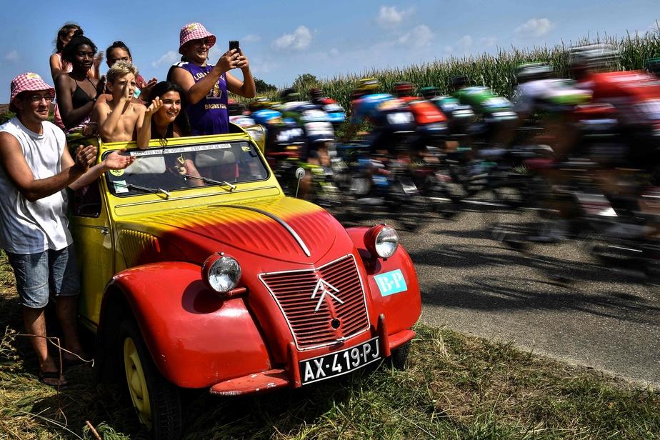 Une édition 2020 à huis clos — Tour de France