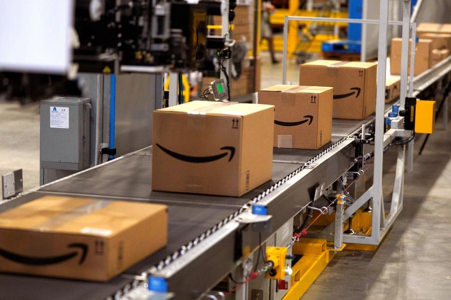 La France restreint l'activité d'Amazon aux produits essentiels