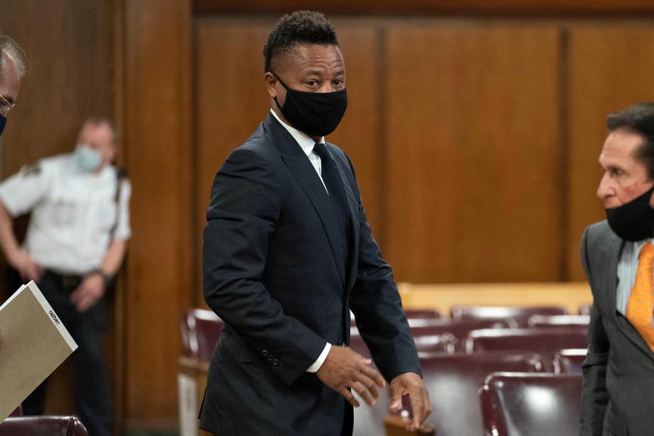 Un célèbre acteur accusé de viol — USA