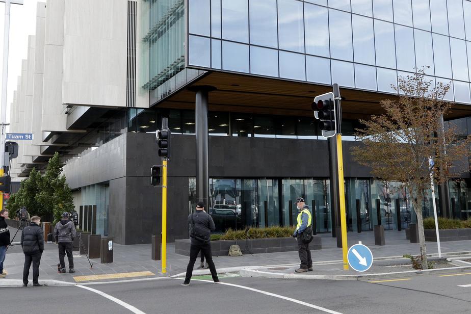 Le tueur présumé de Christchurch plaide coupable — Nouvelle-Zélande