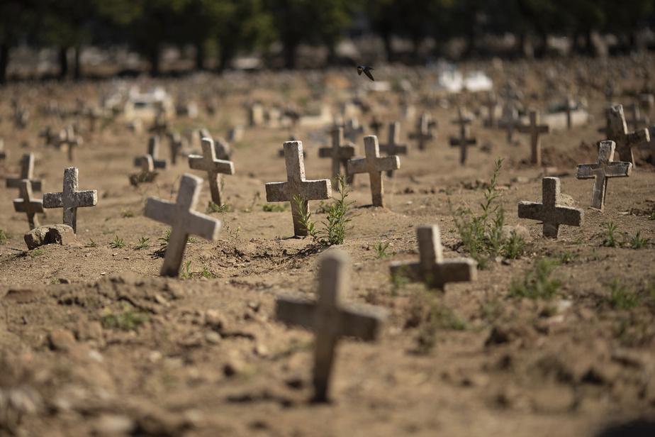 La barre des 100 000 morts franchie au Brésil — Coronavirus