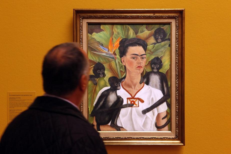 Les œuvres De Frida Kahlo Et Diego Rivera Au Mnbaq La Presse