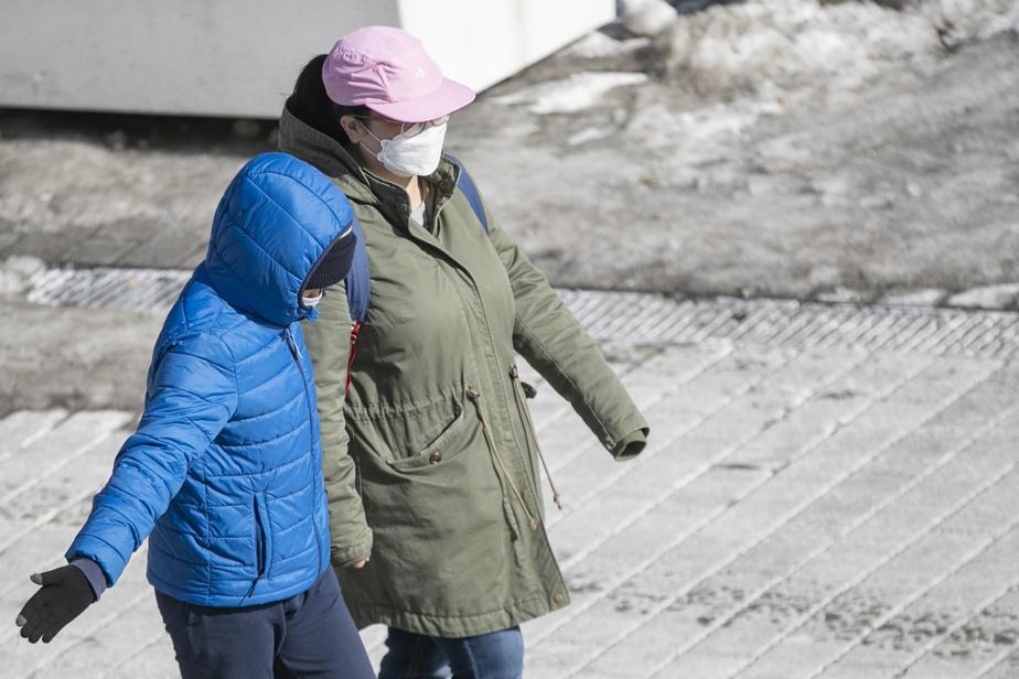 COVID-19 au Québec «Avant de trop se réjouir…»