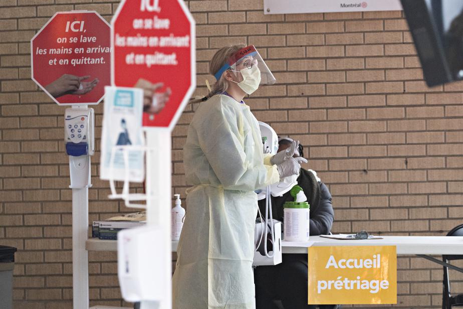 La FIQ offre 100 800 masques chirurgicaux à Québec