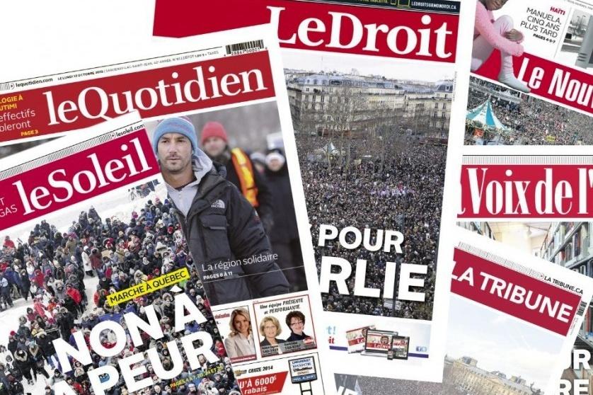 Legault ouvert à une aide d'urgence pour Groupe Capitales Médias