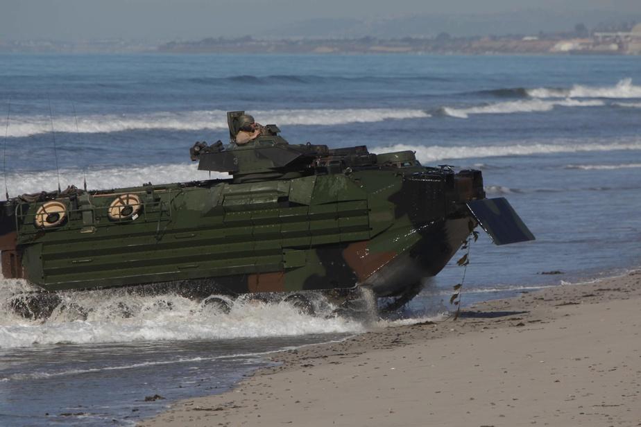 Les 8 soldats américains portés disparus dans un accident sont supposés décédés