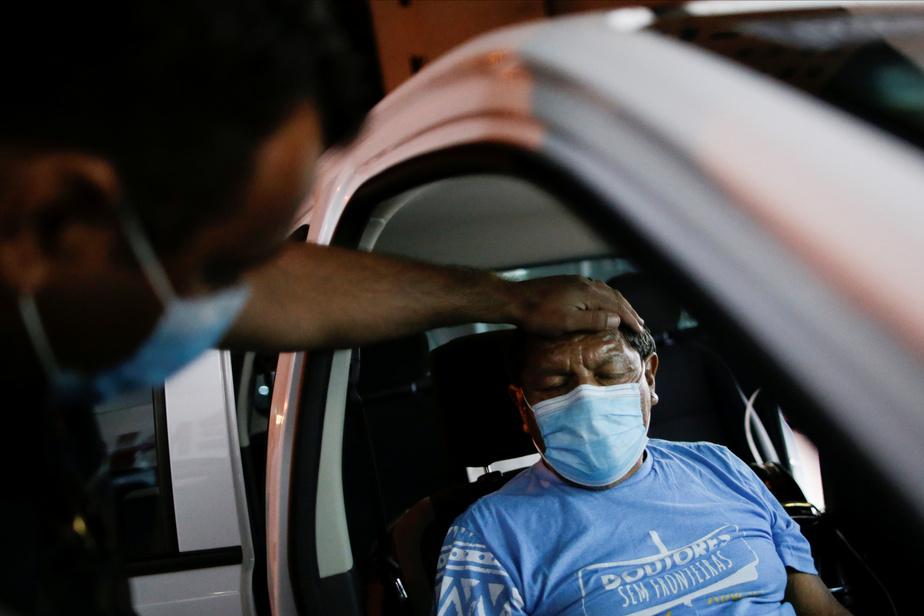 Explosion des nouveaux cas au Brésil — Coronavirus