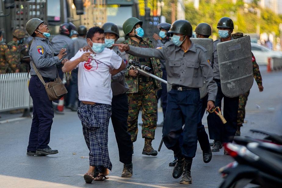 La répression s'accentue, appels au calme des ambassades — Birmanie