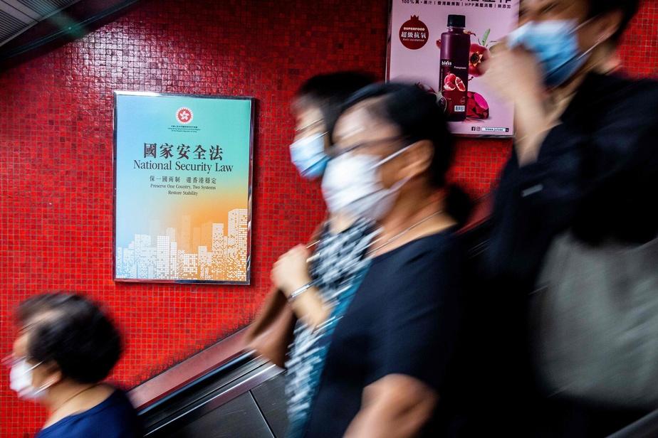 La Chine sanctionne plusieurs Américains à cause de la situation à Hong Kong