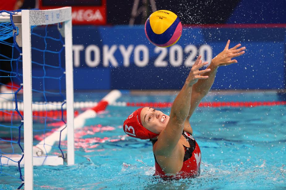 ÉQUIPE CANADIENNE Water-polo 6h50 — Après avoir encaissé une défaite lors de leur premier match face à l'Australie, les Canadiennes tenteront de signer une première victoire dans ce tournoi olympique face à l'Espagne.