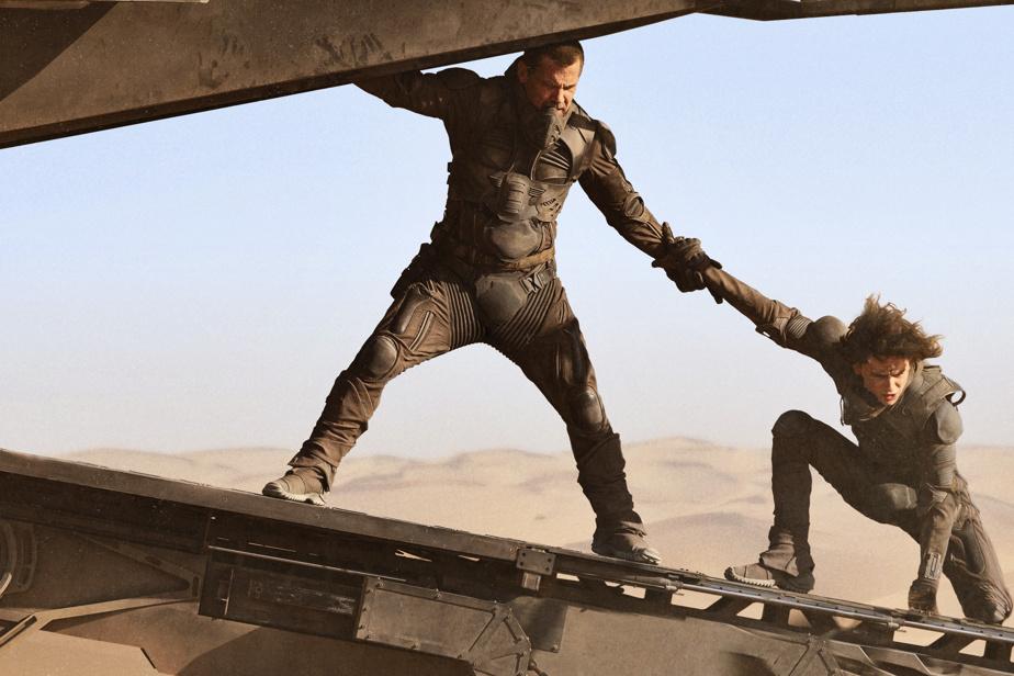 Dune sortira d'abord en salle exclusivement
