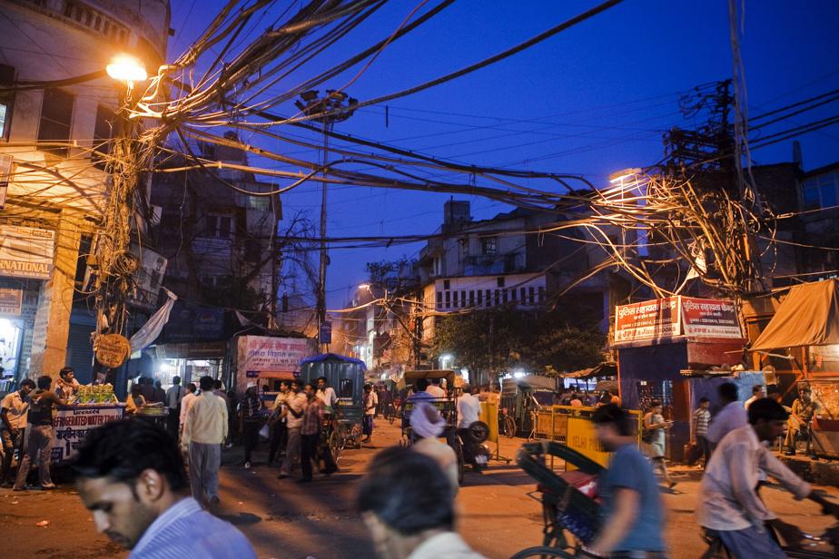 Índia   Nova Delhi corre o risco de ficar sem eletricidade - Leiria Económica