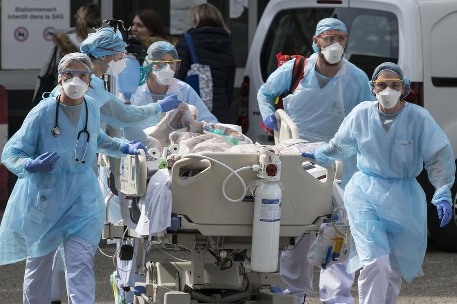 COVID-19: plus de 15 000 morts dans le monde, surtout en Europe | La Presse