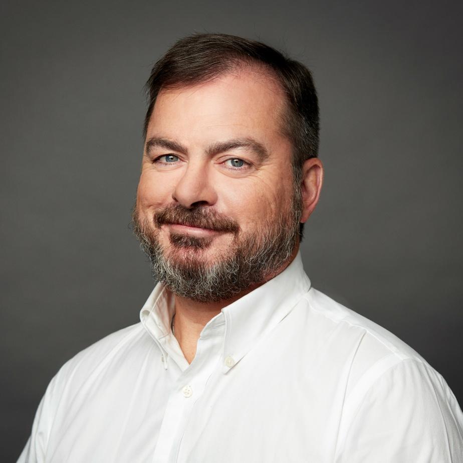 Jean-Claude Dugas, chef de la direction financière chez Logistec, était finaliste dans la catégorie «dirigeante financière ou dirigeant financier d'une grande entreprise».